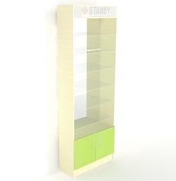 Аптечная витрина демострационная. Фото с сайта http://www.stanby.ru/