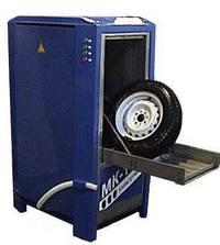 Автоматическая установка для мойки колес МК-1