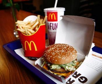 Почему франшизу Макдональдса можно считать прибыльной? Фото с сайта mail.upakovano.ru