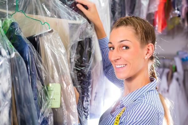 Какое оборудование нужно для универсальной прачечной. Фото: Kzenon - Fotolia.com