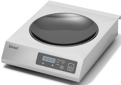 Плита индукционная UN-3,5KC-1 . Фото с сайта http://www.klenmarket.ru/