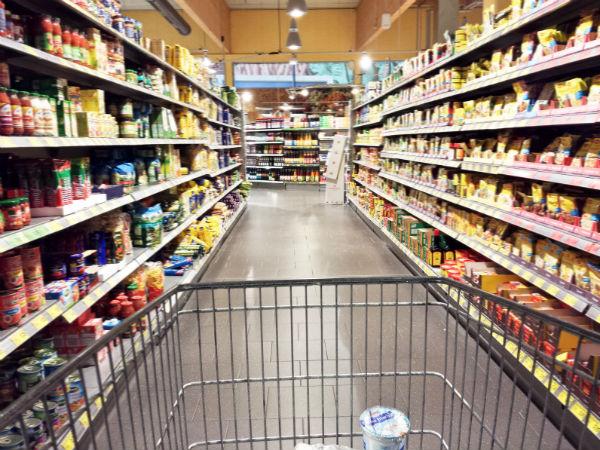 Ассортимент продуктового магазина: найдется все (фото: Marco2811 - Fotolia.com).