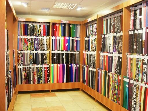 Как правильно выбрать помещение для магазина тканей?