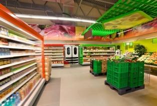 Магазин продуктов: оборудование и его стоимость. Фото: dred2010 - Fotolia.com