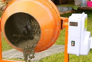 Чем может быть представлено бетонное производство? (Фото: olx.ua)