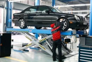 Насколько актуален бизнес автомастерских? (Фото: www.avtokam7.ru)