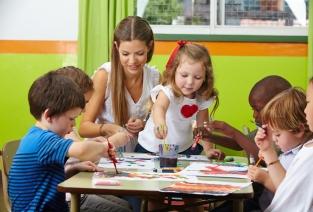 Открываем частный детский сад (фото: Robert Kneschke - Fotolia.com).