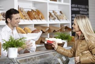Чтобы продавец мог исполнять свои обязанности, с ним необходимо заключить договор (фото: sharp.de)