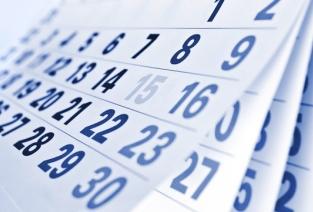 Считаем дни: производственный календарь - 2015 (фото: media.realitatea.ro).