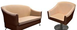 Парикмахерское кресло и диван для зала ожидания. Фото с сайта imin.ru