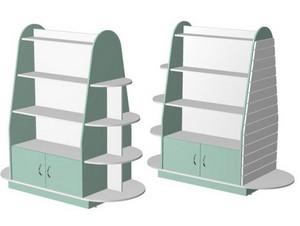 Пирамида островная с эконом-панелью. Фото с сайта http://www.stanby.ru