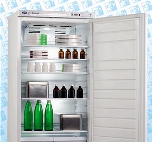 Холодильник фармацевтический ХФ-250 «Позис». Фото с сайта http://www.farm-invest.ru/