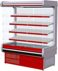 Витрина холодильная фруктовая VIOLETTA ВС 15-160 Ф. Фото с сайта klenmarket.ru