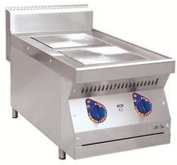 Плита электрическая ЭПК-27Н двухконфорочная без жарочного шкафа. Фото с сайта klenmarket.ru
