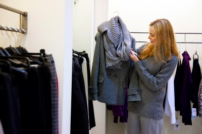 Магазин должен быть достаточно просторным (фото: freedigitalphotos.net).